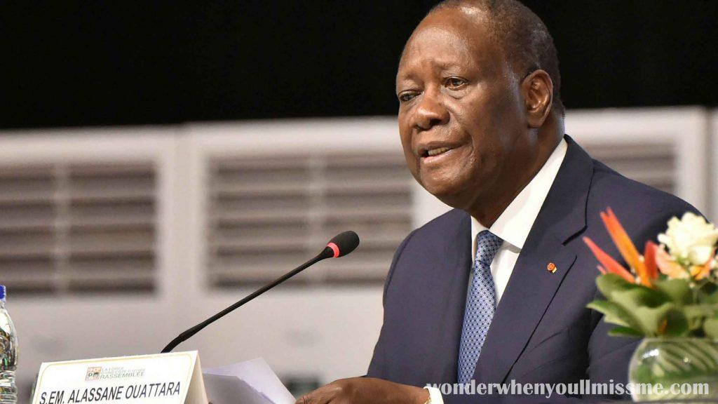 Alassane Ouattara ประธานาธิบดีชาวไอวอรีได้เข้าพิธีสาบานตนเข้ารับตำแหน่งสมัยที่ 3 โดยจะเรียกร้องให้ฝ่ายตรงข้ามทางการเมืองช่วย