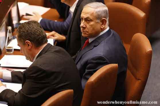 Israel to hold ถูกยุบในวันพุธหลังจากที่รัฐบาลผสมของนายกรัฐมนตรีเบนจามินเนทันยาฮูล้มเหลวในการผ่านงบประมาณทำให้เกิดการเลือกตั้งครั้งที่ 4