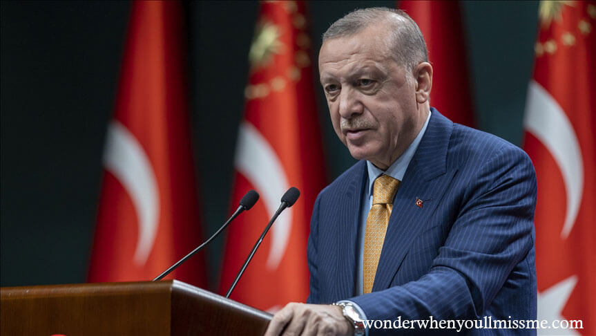 Turkey to start กลับสู่ชีวิตปกติทีละจังหวัดตั้งแต่เดือนมีนาคมตามรายงานของประธานาธิบดี Recep Tayyip Erdogan กล่าวเพิ่มเติมว่าการปิดกั้น