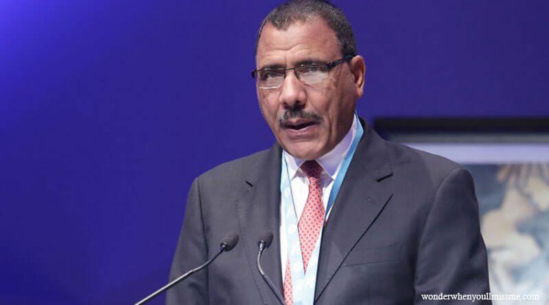 Mohamed Bazoum คณะกรรมการการเลือกตั้งของไนเจอร์ได้ประกาศให้โมฮาเหม็ดบาซุมผู้สมัครของพรรคปกครองซึ่งเป็นผู้ชนะการเลือกตั้งประธานาธิบดีของประเทศ