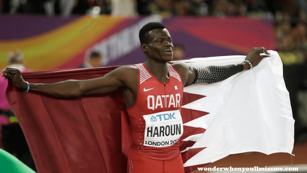 Abdalelah Haroun นักวิ่ง 400 เมตรชาวกาตาร์ผู้ได้รับรางวัลเหรียญทองแดงในการแข่งขันชิงแชมป์โลกปี 2017 เสียชีวิตจากอุบัติเหตุทางรถยนต์