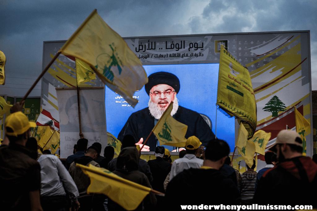 Lebanon Hezbollah ซัยยิด ฮัสซัน นัสรัลเลาะห์ ผู้นำกลุ่มฮิซบุลเลาะห์ของเลบานอน กล่าวว่า เรือลำแรกที่บรรทุกน้ำมันเชื้อเพลิงอิหร่านเพื่อช่วย