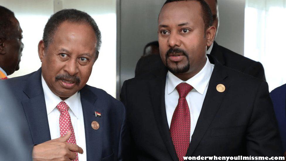 Sudan and Ethiopia หน่วยงานด้านมนุษยธรรมและประชาคมระหว่างประเทศได้อย่างถูกต้องประณามความขัดแย้งการเจริญเติบโตภายในประ Sudan and Ethiopia